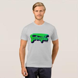 two kats GROUPIE mens t-shirt