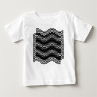 Two layers consisting of curves with identical inc baby T-Shirt