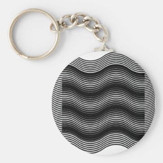 Two layers consisting of curves with identical inc keychain