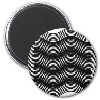 Two layers consisting of curves with identical inc magnet