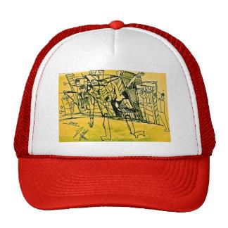 TWO LEGS CITY TRUCKER HATS