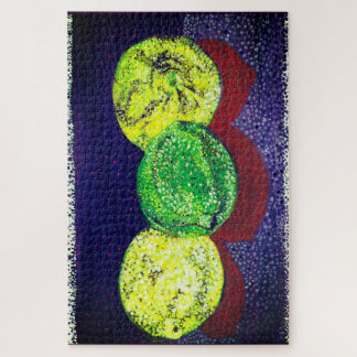 Two Lemons and a Lime Puzzles
