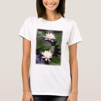 Two Light Water lilies T-Shirt