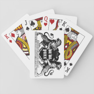 Two Lions Deck of Cards