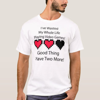 Two Lives Left T-Shirt