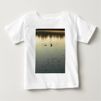 Two loons baby T-Shirt