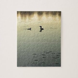 Two loons jigsaw puzzle
