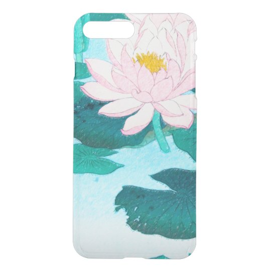 Two Lotus Flowers iPhone 7 Plus Case