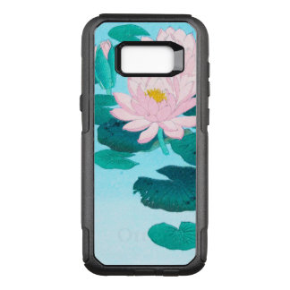 Two Lotus Flowers OtterBox Commuter Samsung Galaxy S8+ Case