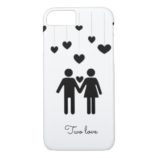 Two Love iPhone 8/7 Case
