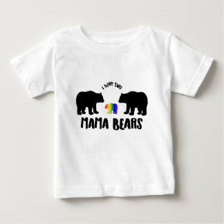 Two Mama Bears Kid's TShirt