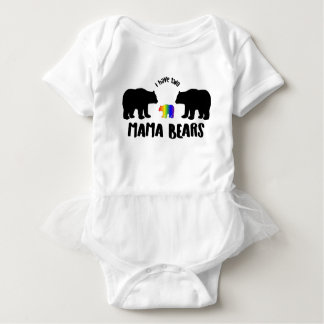 Two Mama Bears Tutu Dress