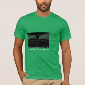 Two minutes to land T-Shirt