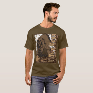 Two Moon Cheyenne Chief T-Shirt