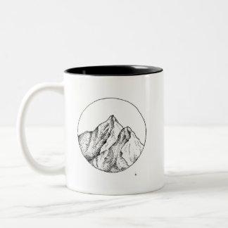 Two Mountains Mug