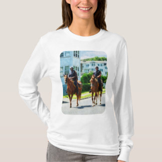 Two Mounted Police T-Shirt