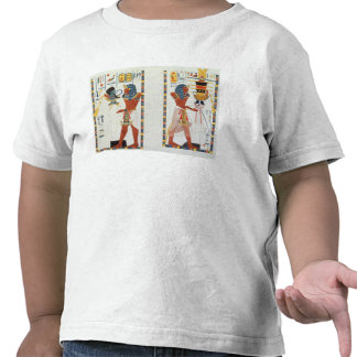 Two Murals from the Tombs of the Kings of Thebes, T Shirts