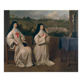 Two Nuns Poster