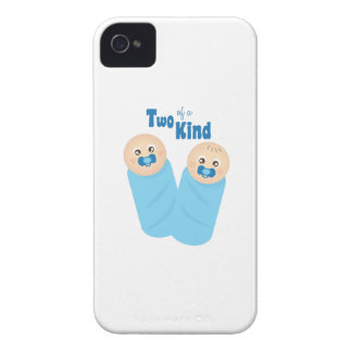 Two of a Kind iPhone 4 Case-Mate Case