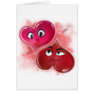 Two of A Kind Valentine's Day Card