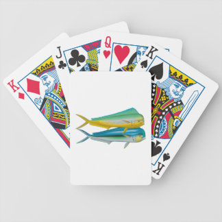 TWO OF THEM BICYCLE PLAYING CARDS