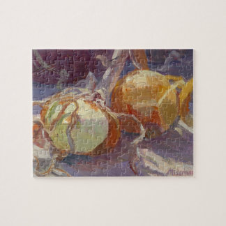 Two Onions Jigsaw Puzzle