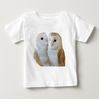 two owls friends baby T-Shirt