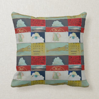Two Paintings pillow