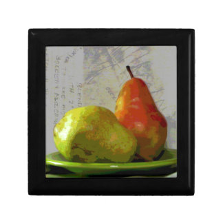 TWO PEARS GIFT BOX