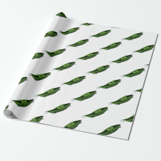 Two Peas in a Pod Wrapping Paper