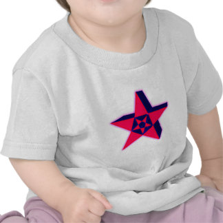 Two pentagons two pentacles t-shirt