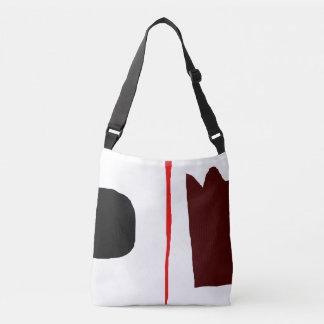 Two Philosophies Crossbody Bag