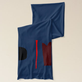 Two Philosophies Scarf