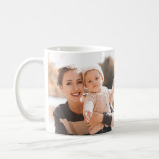 Two Photo Classic Mug