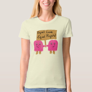 two pink equality T-Shirt