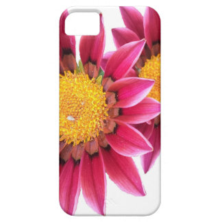 two pink flowers iPhone 5 covers