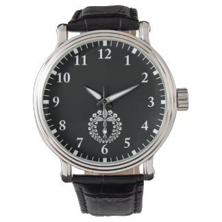 Two provision rattan watch