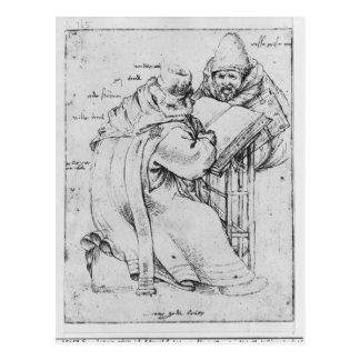 Two Rabbis Postcard