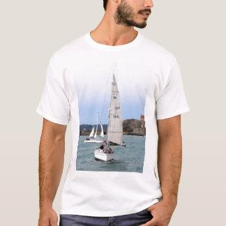 Two racing yachts T-Shirt