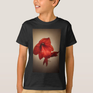 Two red amaryllis flowers T-Shirt