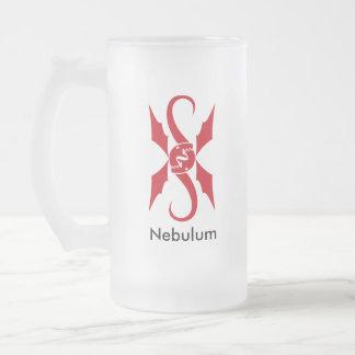 Two Red Dragons Coffee Mug