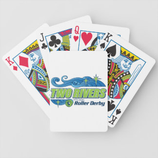Two Rivers Roller Derby Playing Cards