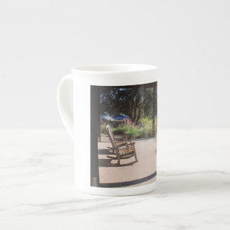 Two rocking chairs - A classic southern image Tea Cup