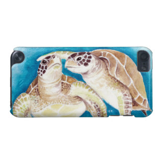 Two Sea Turtles iPod Touch 5G Cover