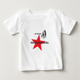 two side to every issue bc baby T-Shirt