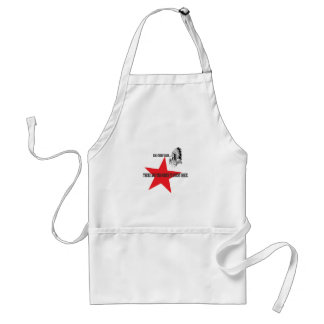 two side to every issue bc standard apron