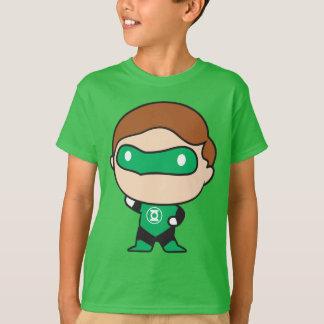Two-Sided Chibi Green Lantern T-Shirt