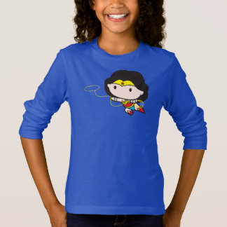Two-Sided Chibi Wonder Woman T-Shirt
