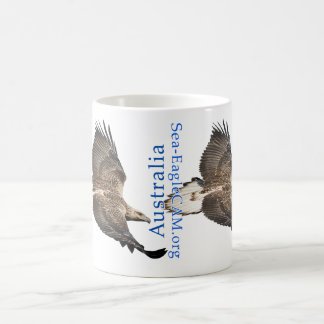 Two-sided Flying S3 Coffee Mug