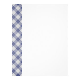 Two-Sided Gingham Paper
